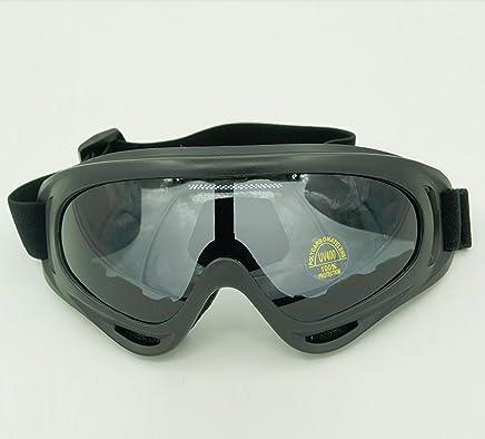 Amazon.com : Ski Glasses Skiing Goggles Glasses Protective ...