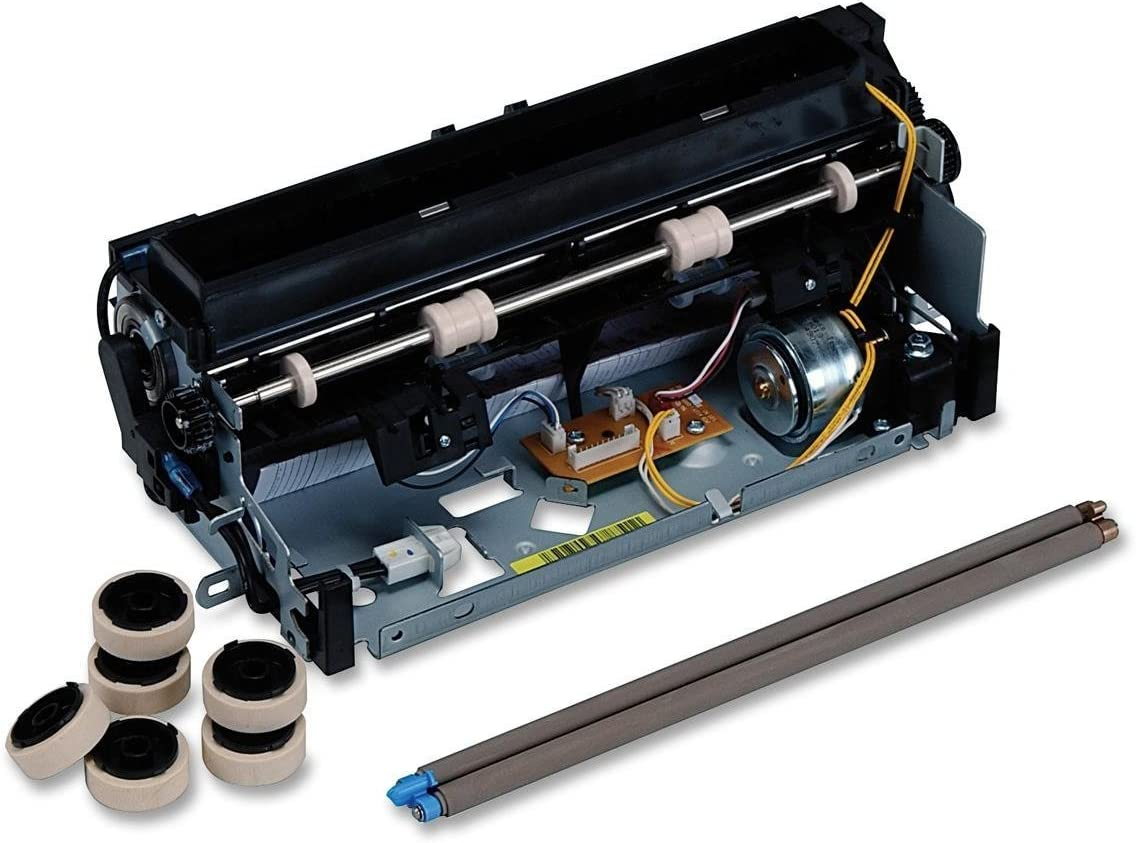 Lexmark T640, T642, T644, X642, X644, X646 Maintenance Kit (110V) (Includes 1 Each of 40X0127, 40X0130, 40X2592 & 3 Each of 40X4308) (300,000 Yield), Part Number 40X0100