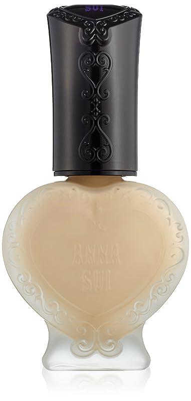 乳製品遅い壊滅的なアナスイ ANNA SUI リキッド ファンデーション SPF20 PA++ 30mL 101