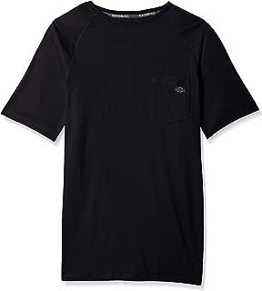 Dickies Hi-Vis Taped T-shirt jaune Tailles S-XXXXL de travail Hommes Top