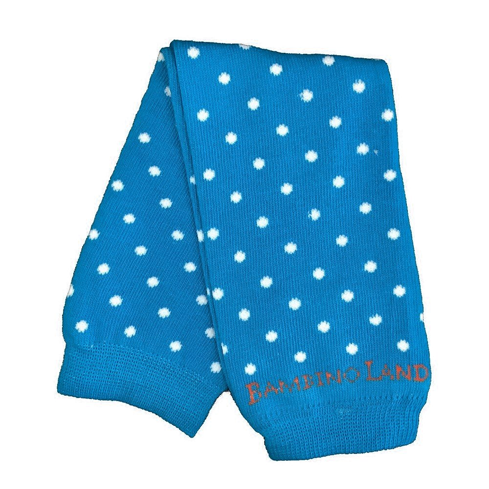 Bambino Land Leg Warmers Max 69% OFF Blue Outlet ☆ Free Shipping Celestial Dots Polka