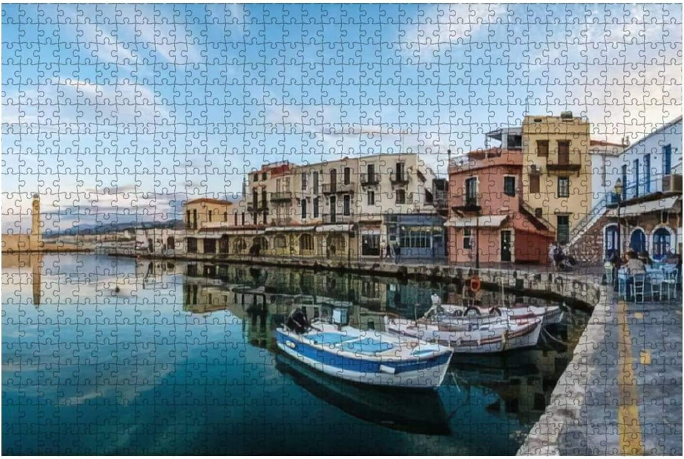 1000 Pieces-Saint A surprise price is realized Mary of Health Basilica in Venice New item De and Punta