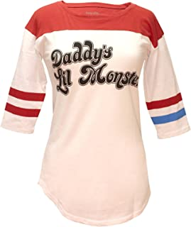Best daddy's lil monster harley quinn shirt Reviews