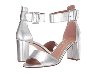 Chinese Laundry Rumor (Silver Metallic) High Heels