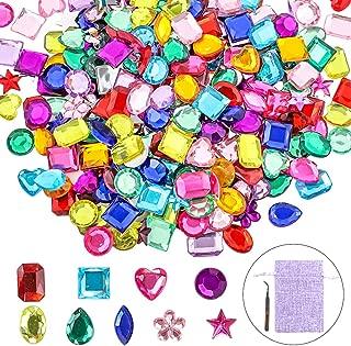 Best acrylic jewels bulk Reviews