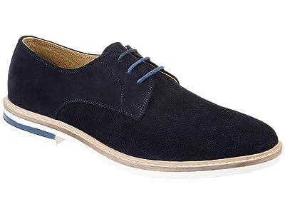 Thomas & Vine Garison Perforated Plain Toe Derby