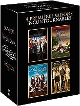 4 premières saisons incontournables : Gossip Girl + Vampire Diaries + Pretty Little Liars + Hart of Dixie [Francia] [DVD]