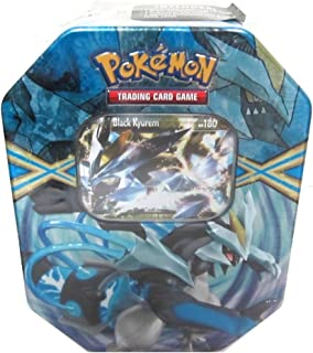 Best black kyurem tin Reviews