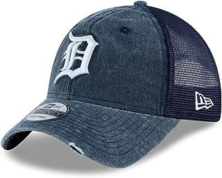 New Era Detroit Tigers Tonal Washed 2 9TWENTY Adjustable Hat/Cap