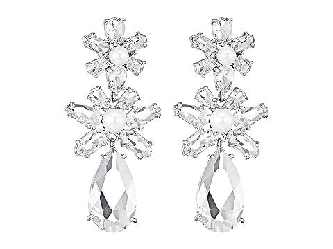 Kate Spade New York Flora Triple Drop Earrings