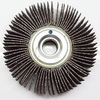 Benchmark Abrasives Center Hole Flap Wheel 4