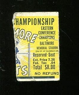1959 nfl championship game