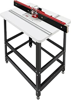 Woodpeckers Precision Woodworking Tools PRP-BASIC-AI7518 Router Package with 24-Inch x 32-Inch MDF and Aluminum Plate