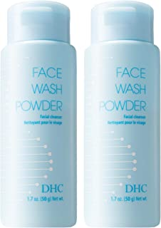 DHC Face Wash Powder, 2 pack