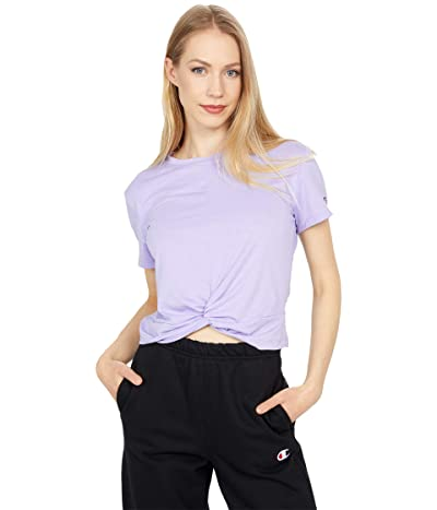 Champion Sport Twist Tee (Enchanted Lilac) Women
