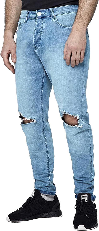 Cayler Sons Men Jeans ALLDD Color:Light Tim S 5 ☆ online shopping popular Blue Unchained