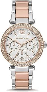 Women's Parker Two-Tone Stainless Steel Watch MK6301