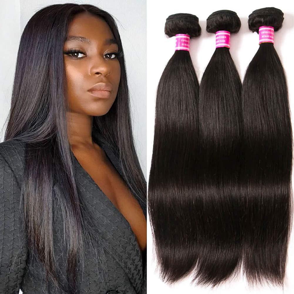 Mureen Straight Human Hair 3 Bundles Braz 16 Bundle 100g 14 Animer Ranking TOP8 and price revision 18