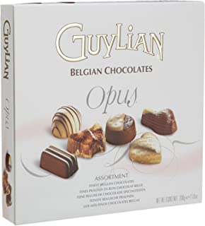 Guylian Belgium Chocolates Les Gourmet Limited Editions, 7.94-Ounce Boxes (Pack of 2)