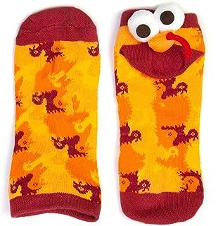Holiday Athletic Running Socks | Woven Low Cut | Thanksgiving Turkey Socks