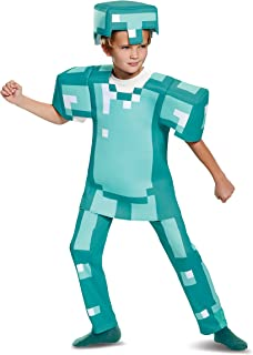 Best diamond armor steve costume Reviews