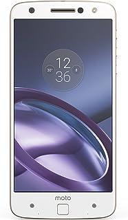 Lenovo Moto Z UK Factory Unlocked Smartphone - White/Gold