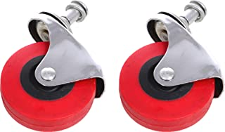 Torin Big Red Replacement Swivel Casters, 2.5