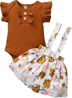 Newborn Clothes Toddler Outfits Suspender
