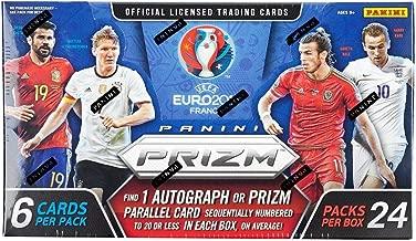2016 Panini Euro Prizm Soccer Complete Set #1-250 Ronaldo Bale Reus Pogba Griezmann Pirlo Neuer