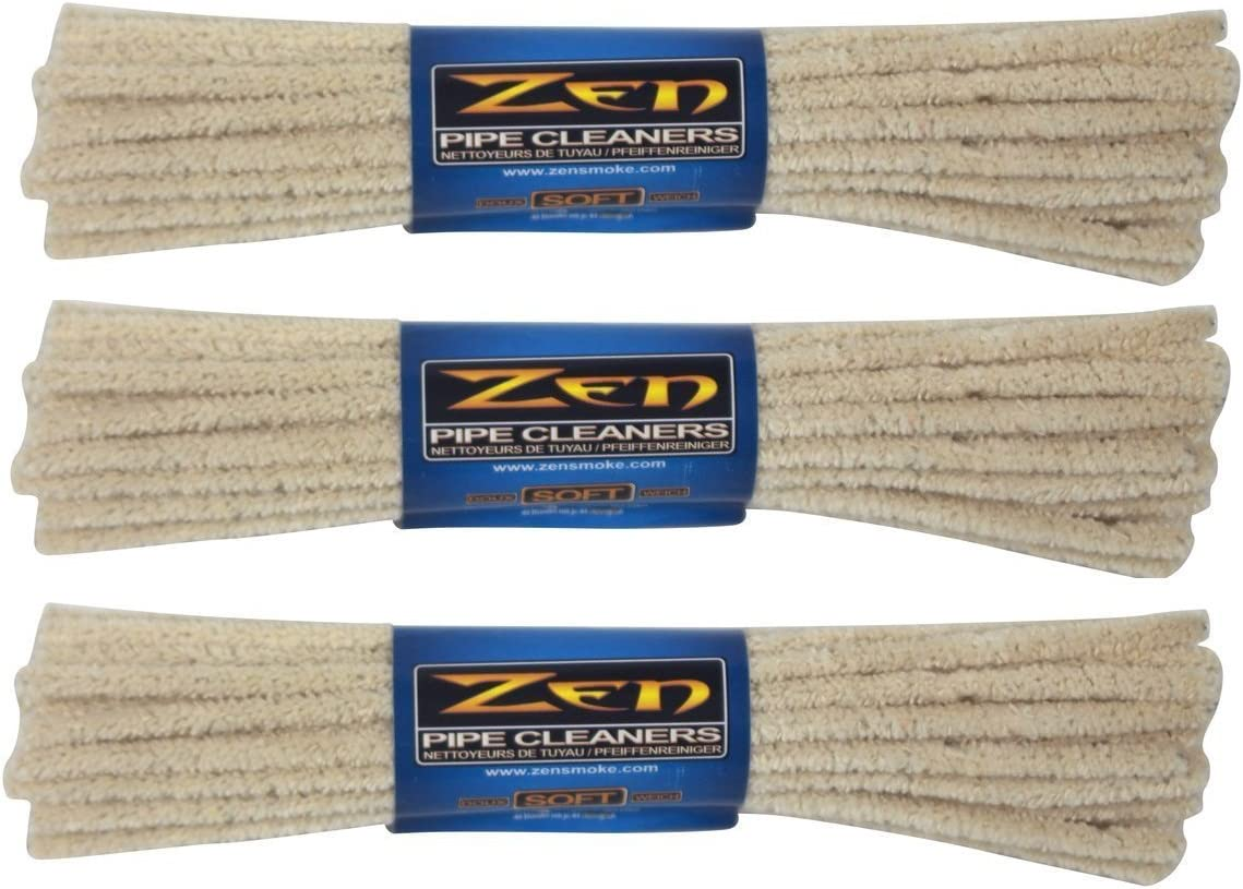 Zen 3 Bundles Year-end Mesa Mall annual account Pipe Cleaners Soft Count 132 Pack-4