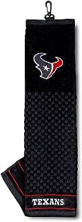 Team Golf NFL Embroidered Golf Towel, Checkered Scrubber Design, Embroidered Logo