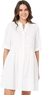 Ripe Maternity Women's Paige Poplin Dress