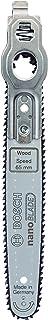 Bosch 博世 2609256D86 Speed 65 木工纳米刀锯,白色,18?x 58 英寸(约45.7 x 147.3?厘米)