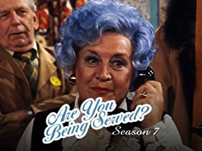 Are You Being Served?, Season 7