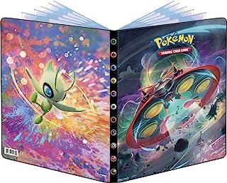 Pokémon 15231 Sword & Shield – Sparkle Voltage (EB04) – A4 Portfolio – Holds 252 Collectible Card Game – Accessory