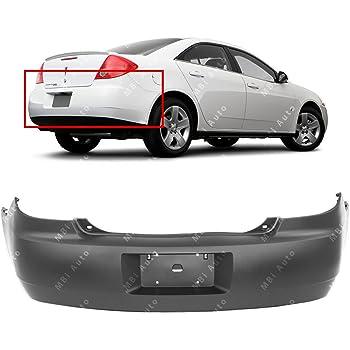 Amazon Com Oe Replacement Pontiac G6 Rear Bumper Cover Partslink Number Gm1100700 Automotive
