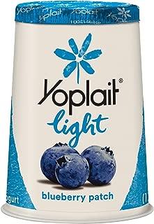 noosa blueberry yogurt calories