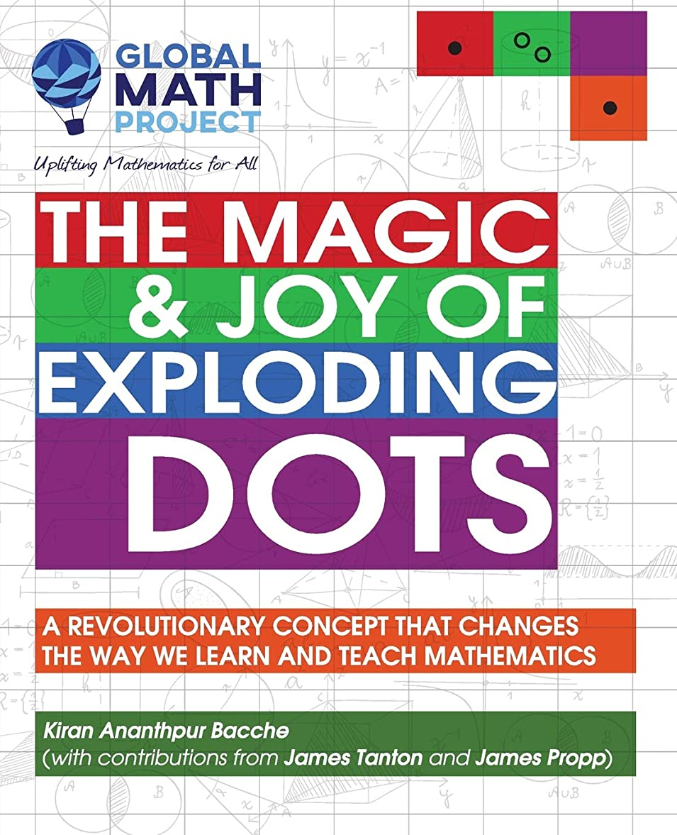 スキム制約インデックスThe Magic & Joy of Exploding Dots: A revolutionary concept that changes the way we learn and teach mathematics