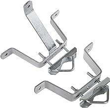 Maclean (MCTV-555) - Soporte de Abrazadera para Fijar mástiles - 10 cm