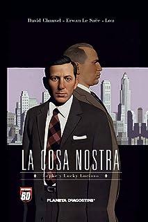 La Cosa Nostra nº 05/06: Una historia sobre la mafia (BD - Autores Europeos)
