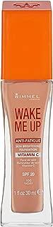 Rimmel London Wake Me Up Foundation, 100 Ivory, 30ml