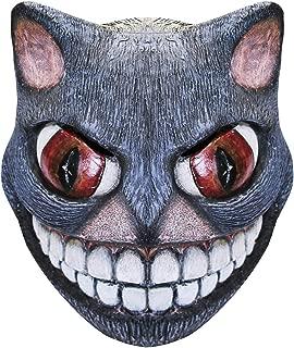 Creepypasta Grinny Cat - Cheshire Cat Mask for Halloween Gray