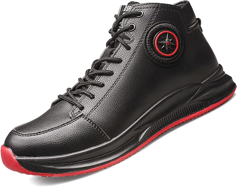 YUANB Safety Shoes Max 66% OFF High-top Anti-Smashing Waterpro Luxury Anti-Piercing