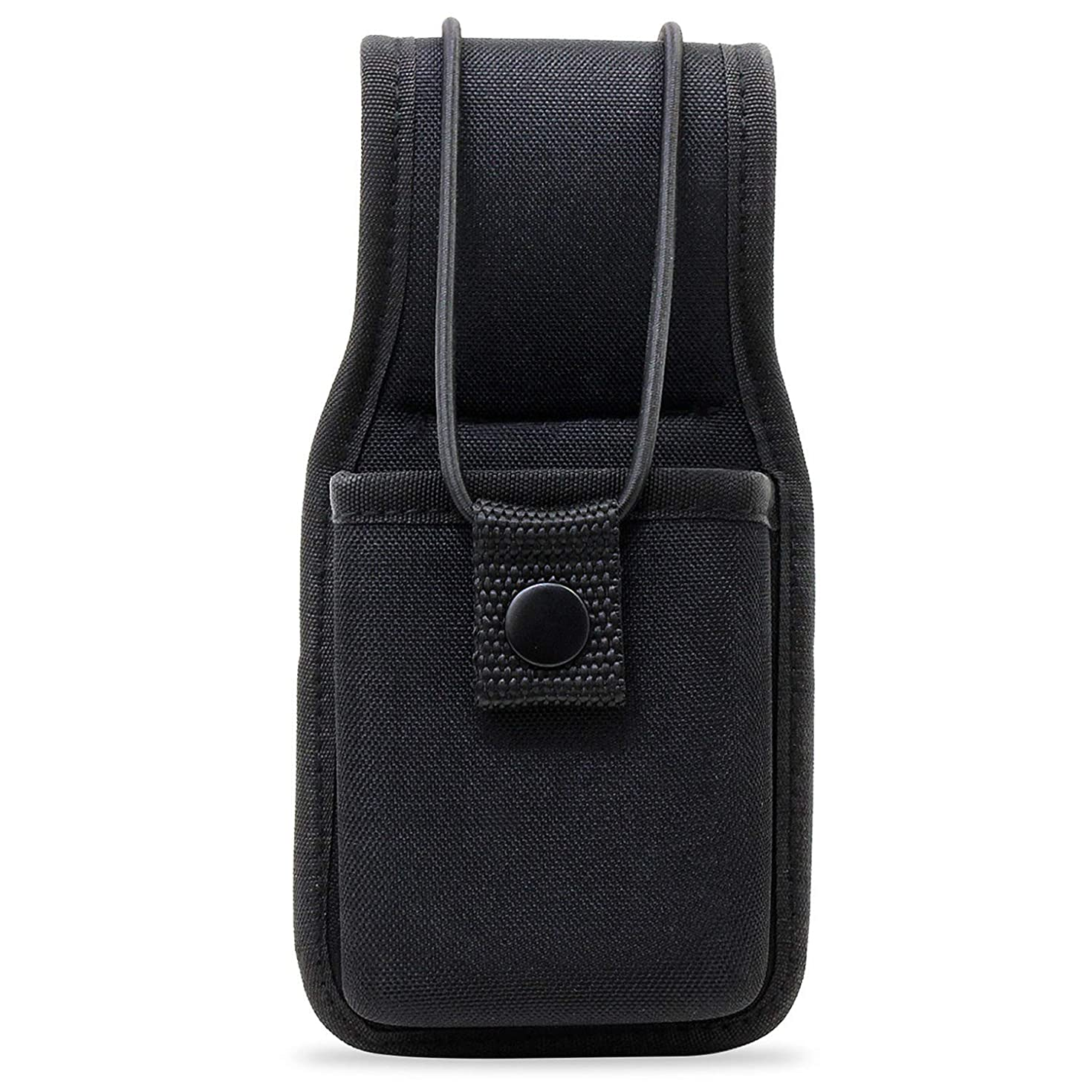 abcGoodefg Universal Nylon Radio Case Holder Holster Pouch Bag for Two Way Radios Walkie Talkies 97mm x 77mm x 45mm