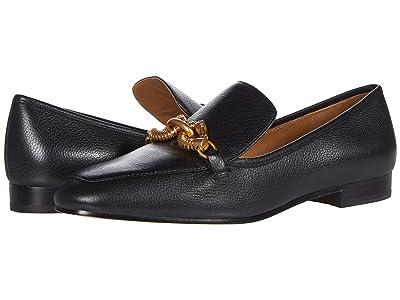 Tory Burch Jessa 20 mm Loafer (Perfect Black 2) Women