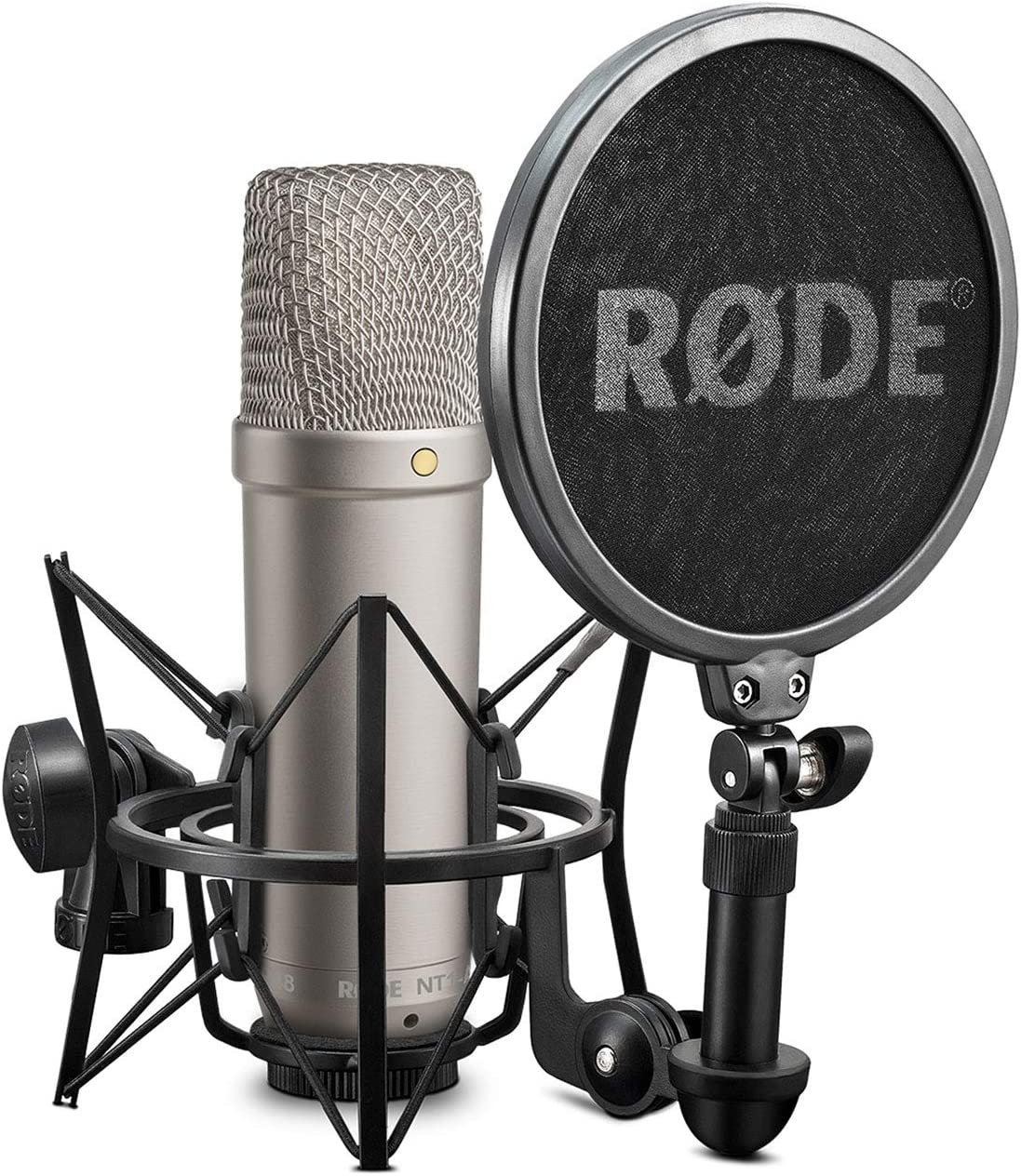 2 uscite 19 x 5 x 5cm /& Focusrite MOSC0024 Scarlett Solo 3rd Gen Interfaccia audio USB da 2 ingressi Rode Microphones NT1A Microfono a diaframma largo per studi di registrazione//podcast