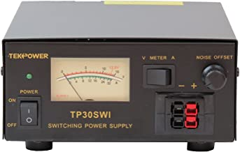 TekPower Analog Display TP30SWI 30 Amp DC 13.8V Switching Power Supply with Noise Offset