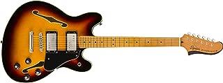 Squier by Fender Classic Vibe Starcaster - Maple Fingerboard - 3-Color Sunburst