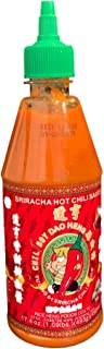 Sriracha Hot Chili Sauce in Plastic Cap Bottle