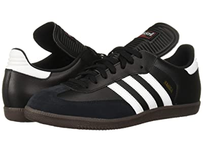 adidas Samba(r) Classic (Black/White) Men